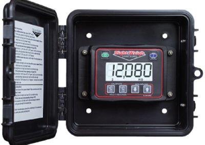 Air suspension Bluetooth trailer scale